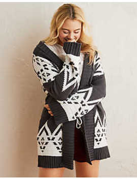 Aerie Countryside Cardigan by American Eagle Outfitters