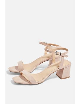 Dallas Square Sandals by Topshop