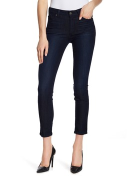 Hoxton Ultra Skinny Jeans (Petite) by Paige