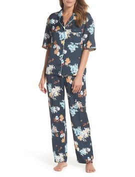 Matte Satin Pajamas by Nordstrom Lingerie