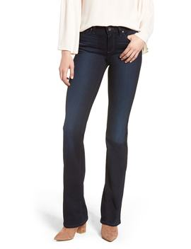Manhattan Bootcut Jeans by Paige