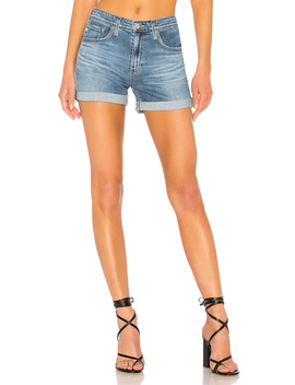 High Waisted Hailey Short by Ag Adriano Goldschmied