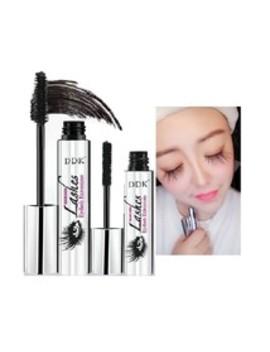 Nicebelle Ddk 4 D Silk Fiber Lash Mascara Eyelashes Long Extension 100% Authentic by Nicebelle