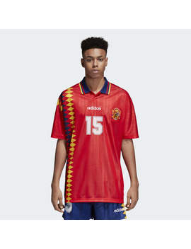 Spain 1994 Jersey by Adidas