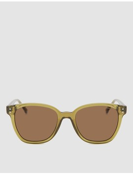 Renee Sunglasses In Ochre by Komono