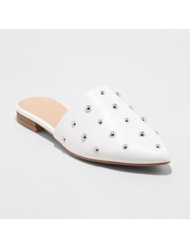 Women's Kari Studded Mules   A New Day™ by A New Day™