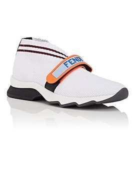 """""""Love Fendi"""" Rockoko Tech Mesh Sneakers by Fendi"""