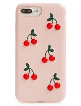 Cherry I Phone 7/8 Plus Case by Sonix