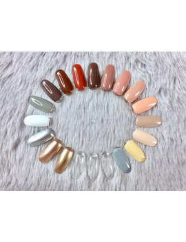 Choose Your Color & Shape | Solid Plain Press On Nails | Nude Neutral | Fake False Glue On Nails by Etsy