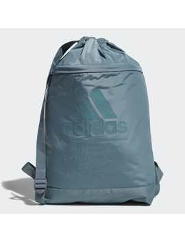 Amplifier Blocked Sackpack by Adidas