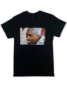 Tupac Men's T Shirt By New World by New World