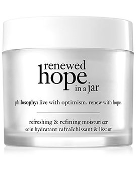 Philosophy Renewed Hope In A Jar Moisturizer For Unisex, 2 Ounce by Philosophy
