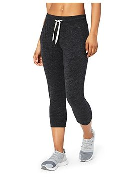 Core 10 Women's Lightweight Cool Down 7/8 Crop Jogger Sweatpant (Xs Xl, Plus Size 1 X 3 X) by Core+10