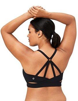 Core 10 Women's Icon Series   The Ballerina Sports Bra (Xs Xl, Plus Size 1 X 3 X) by Core+10