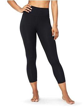"Core 10 Women's Spectrum High Waist Yoga 7/8 Crop Legging  24"" (Xs Xl, Plus Size 1 X 3 X) by Core+10"