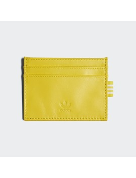 Leather Cardholder by Adidas