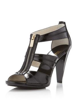 Berkley Patent T Strap Sandal by Michael Michael Kors