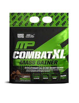 Muscle Pharm Combat Xl Mass Gainer Powder, Chocolate, 12 Pound by Muscle Pharm