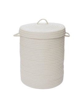 Charlton Home Traditional Polypropylene Laundry Hamper & Reviews by Charlton Home