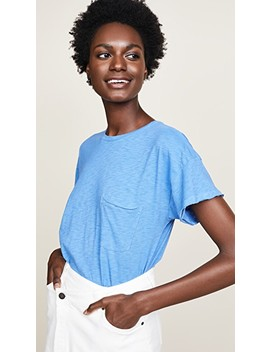Vintage Pocket Tee by Rag & Bone/Jean