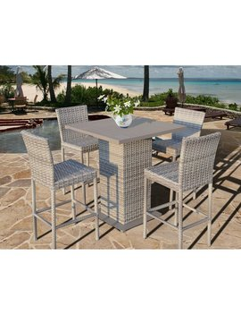 Rosecliff Heights Ansonia 5 Piece Bar Height Dining Set & Reviews by Rosecliff Heights