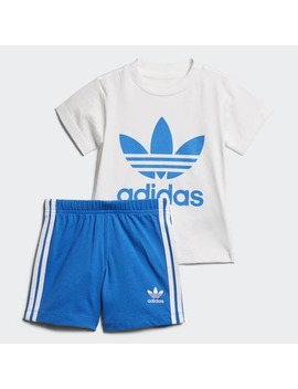 Shorts And Tee Set by Adidas