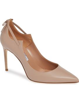 Veruska Pointy Toe Pump by Brian Atwood