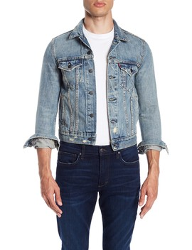 The Chad Trucker Jacket by Levi's