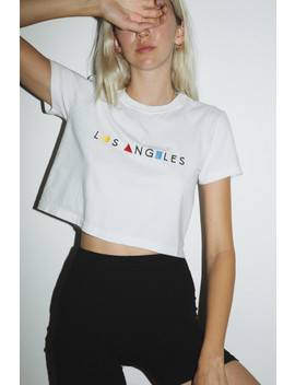 Helen Los Angeles Top by Brandy Melville