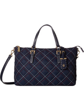 Julia   Convertible Shopper   Triple Quilt Nylon by Tommy Hilfiger