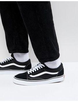 Vans   Old Skool&Nbsp;  Sneakers In Zwart&Nbsp;Vd3hy28 by Asos