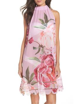 Serenity Scallop Cover Up by Ted Baker London