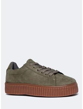 Vince Low Platform Creepers by Zooshoo