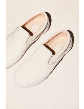 Vansbuck Classic Slip On by Free People