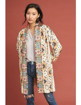 Coloma Embroidered Jacket by Maeve