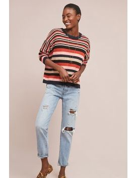 Striped Wool Pullover by Scotch & Soda