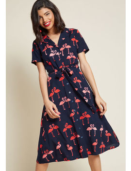 Sugarhill Brighton Working Well Shirt Dress by Sugarhill Brighton