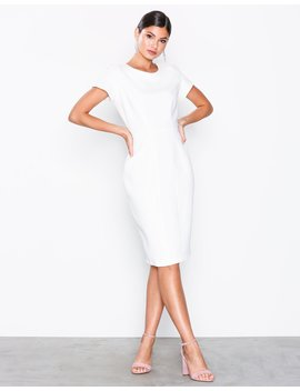 Paneled Pencil Dress by Closet
