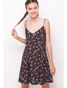 Flowered Dress by Suite Benedict