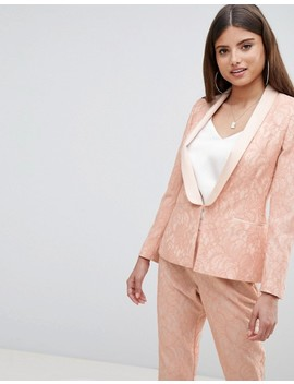 Asos Design Tailored Lace Suit by Asos