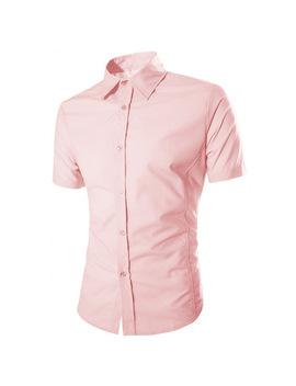 New Fashion Men Shirt Short Sleeve Men Shirts Summer Shirts by Hnsd