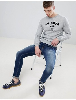 Scotch & Soda Washed Sweat by Scotch & Soda