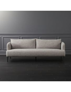 Ronan Ash Sofa by Crate&Barrel