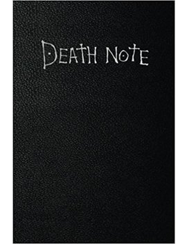 Death Note Notebook / Journal by Replica Books