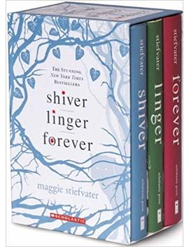 Shiver Trilogy Boxed Set by Maggie Stiefvater