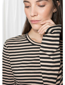 Losse Fit Stripe Shirt by & Other Stories