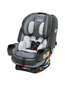 Graco 4 Ever Extend2 Fit Platinum 4 In 1 Convertible Car Seat, Hayden by Graco