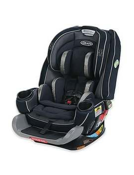 Graco 4 Ever Extend2 Fit Platinum 4 In 1 Convertible Car Seat (Ottlie) by Graco
