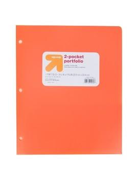Plastic Folder 2 Pocket   Up&Up™ by Up & Up™