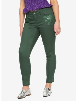 Her Universe Destination Disney The Little Mermaid Ariel Scale Pants Plus Size by Hot Topic